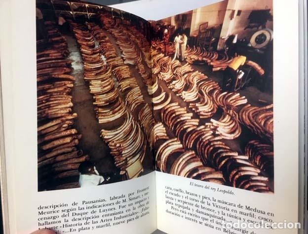 Libros de segunda mano: Coleccionismo de marfiles (Técnica Eboraria Imitaciones falsificaciones Marfiles europeos orientales - Foto 2 - 156625078