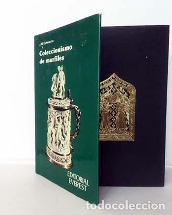 Libros de segunda mano: Coleccionismo de marfiles (Técnica Eboraria Imitaciones falsificaciones Marfiles europeos orientales - Foto 4 - 156625078