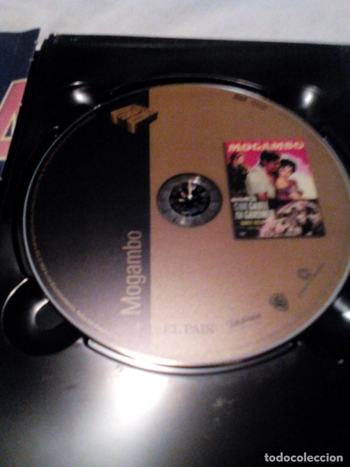 Libros de segunda mano: R A2_libro y película DVD, MOGAMBO, mide aprox 15x19cm. Tiene 55 Paginas - Foto 5 - 156667566