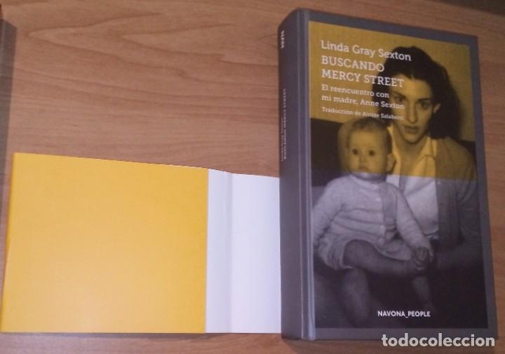 Libros de segunda mano: LINDA GRAY SEXTON - BUSCANDO MERCY STREET. EL REENCUENTRO CON MI MADRE, ANNE SEXTON - Foto 3 - 156011542