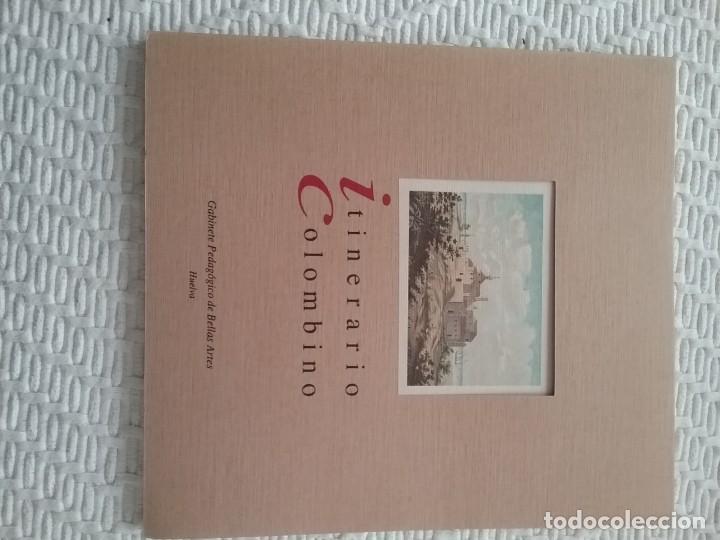 ITINERARIO COLOMBINO. HUELVA (Libros de Segunda Mano - Historia - Otros)