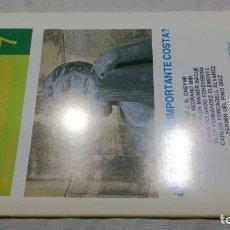 Libros de segunda mano: ¿ POR QUE FUE IMPORTANTE COSTA ? -CUADERNOS ALTOARAGONESES Nº 7/ HUESCA ARAGON. Lote 156722790