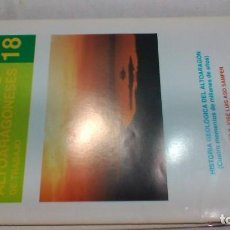Libros de segunda mano: HISTORIA GEOLOGICA DEL ALTO ARAGON -CUADERNOS ALTOARAGONESES Nº 18 / HUESCA ARAGON. Lote 156730118