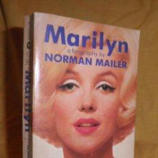 Libros de segunda mano: MARILYN A BIOGRAPHY BY NORMAN MAILER - AÑO 1975 - BELLAS FOTOGRAFIAS.. Lote 156744114