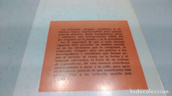 Libros de segunda mano: LA VIDA COTIDIANA EN ARAGON DURANTE LA ALTA EDAD MEDIA - MANUEL GÓMEZ DE VALENZUELA - - Foto 3 - 156750230