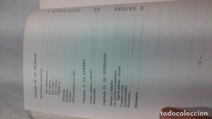 Libros de segunda mano: LA VIDA COTIDIANA EN ARAGON DURANTE LA ALTA EDAD MEDIA - MANUEL GÓMEZ DE VALENZUELA - - Foto 6 - 156750230