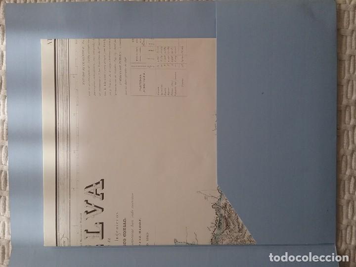 Libros de segunda mano: Huelva. Atlas de españa. Madoz. Facsímil - Foto 2 - 156778166