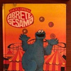 Libros de segunda mano: ENCICLOPEDIA ÁBRETE SÉSAMO: EL LIBRO DE LA C.. Lote 156795658