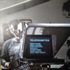 Libros de segunda mano: TELEPROMPTER, NOVAS CAMUFLAXES DO PICTÓRICO. Lote 156833590