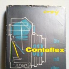 Libros de segunda mano: DIE CONTAFLEX. OTTO CROY. EN ALEMAN.. Lote 156844186