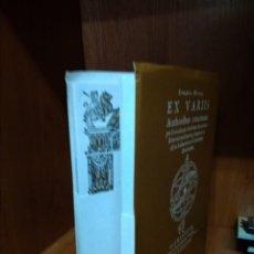 Libros de segunda mano: DECLARACIÓN Y USO DEL RELOX ESPAÑOL Y LA ESFERA DEL MUDO. FRANCISCO SÁNCHEZ DE LAS BROZAS. Lote 161170466