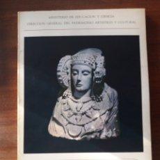 Libros de segunda mano: ANTIGÜEDADES IBÉRICAS Y CLÁSICAS. Lote 156874014