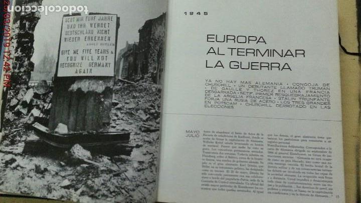 Libros de segunda mano: HISTORIA MUNDIAL DE LA POSTGUERRA - 2 TOMOS - RAYMOND CARTIER - MAS-IVARS ED. AÑO 1971 - Foto 6 - 156877046