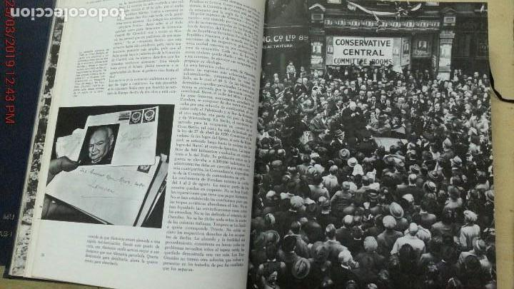 Libros de segunda mano: HISTORIA MUNDIAL DE LA POSTGUERRA - 2 TOMOS - RAYMOND CARTIER - MAS-IVARS ED. AÑO 1971 - Foto 7 - 156877046