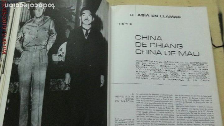 Libros de segunda mano: HISTORIA MUNDIAL DE LA POSTGUERRA - 2 TOMOS - RAYMOND CARTIER - MAS-IVARS ED. AÑO 1971 - Foto 8 - 156877046