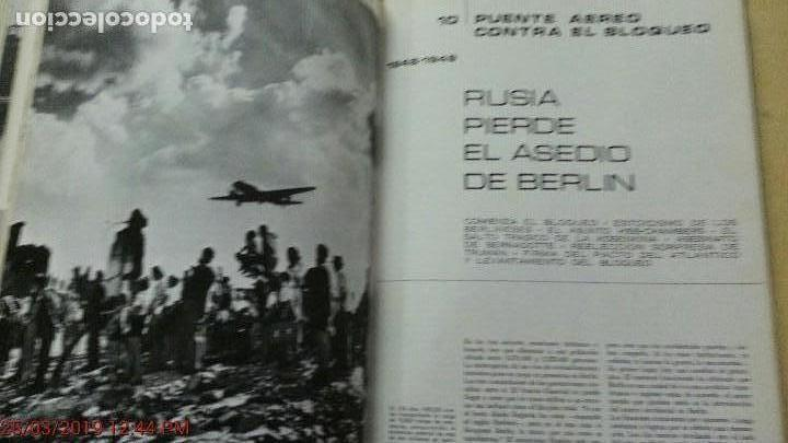 Libros de segunda mano: HISTORIA MUNDIAL DE LA POSTGUERRA - 2 TOMOS - RAYMOND CARTIER - MAS-IVARS ED. AÑO 1971 - Foto 10 - 156877046