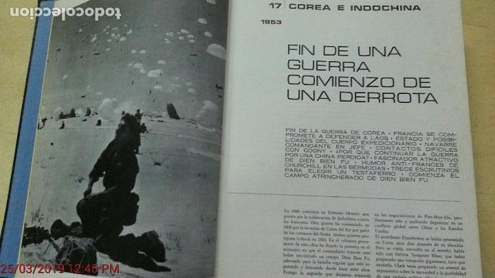 Libros de segunda mano: HISTORIA MUNDIAL DE LA POSTGUERRA - 2 TOMOS - RAYMOND CARTIER - MAS-IVARS ED. AÑO 1971 - Foto 14 - 156877046