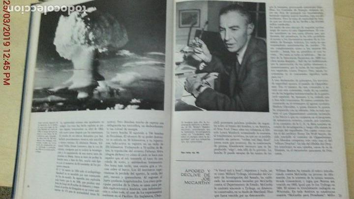 Libros de segunda mano: HISTORIA MUNDIAL DE LA POSTGUERRA - 2 TOMOS - RAYMOND CARTIER - MAS-IVARS ED. AÑO 1971 - Foto 15 - 156877046