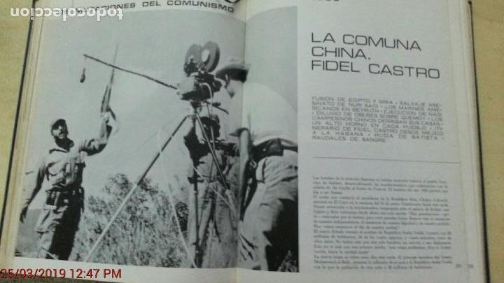 Libros de segunda mano: HISTORIA MUNDIAL DE LA POSTGUERRA - 2 TOMOS - RAYMOND CARTIER - MAS-IVARS ED. AÑO 1971 - Foto 21 - 156877046