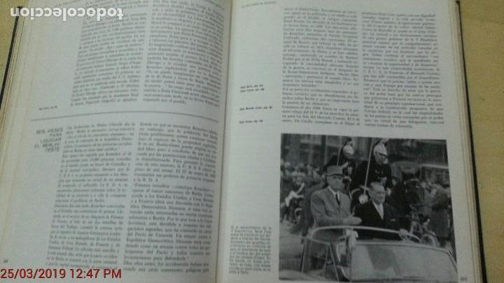 Libros de segunda mano: HISTORIA MUNDIAL DE LA POSTGUERRA - 2 TOMOS - RAYMOND CARTIER - MAS-IVARS ED. AÑO 1971 - Foto 22 - 156877046