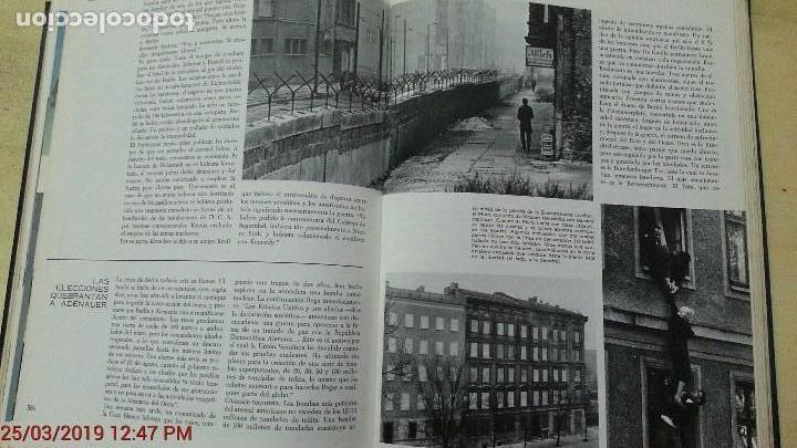 Libros de segunda mano: HISTORIA MUNDIAL DE LA POSTGUERRA - 2 TOMOS - RAYMOND CARTIER - MAS-IVARS ED. AÑO 1971 - Foto 24 - 156877046