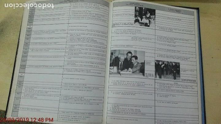 Libros de segunda mano: HISTORIA MUNDIAL DE LA POSTGUERRA - 2 TOMOS - RAYMOND CARTIER - MAS-IVARS ED. AÑO 1971 - Foto 25 - 156877046