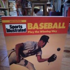 Libros de segunda mano: BASEBALL. PLAY THE WINNING WAY. JERRY KINDALL. Lote 156891066
