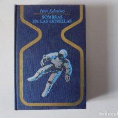 Libros de segunda mano: LIBRERIA GHOTICA. PETER KOLOSIMO. SOMBRAS EN LAS ESTRELLAS. 1969. OTROS MUNDOS.. Lote 156891586