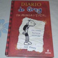 Libros de segunda mano: DIARIO DE GREG. Lote 156892522