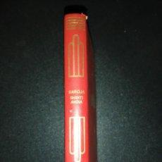 Libros de segunda mano: PIO BAROJA, LAS INQUIETUDES DE SHANTI ANDIA. Lote 156919206