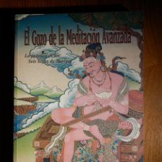 Libros de segunda mano: LIBRO - EL GOZO DE LA MEDITACIÓN AVANZADA - LA PRÁCTICA DE LOS SEIS YOGAS DE NAROPA - ED DHARMA 2000. Lote 217422501
