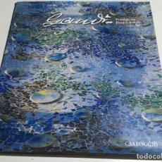 Libros de segunda mano: GAUDÍ – ED. CARROGGIO, 2002 - FOTOGRAFÍAS DE JOAQUIM CAMPS Y ARXIU MAS GAUDÍ – ED. CARROGGIO, 2002 . Lote 156944870