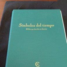 Libros de segunda mano: SÍMBOLOS DEL TIEMPO. EL LIBRO QUE DESCRIBE MI OBSESIÓN. GERD. R. LANG. CHRONOSWISS. Lote 156958786