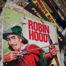 Libros de segunda mano: ROBIN HOOD. -ED. LAIDA -LIBRO CON ILUSTRACIONES. Lote 156960110