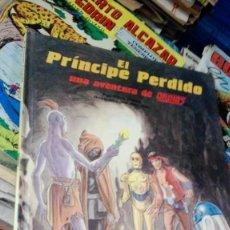 Libros de segunda mano: EL PRINCIPE PERDIDO UNA AVENTURA DE DROIDS. Lote 156960646