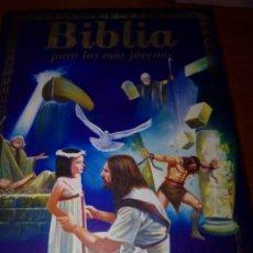 Libros de segunda mano: BIBLIA PARA OS MAS JÓVENES. EST3B1. Lote 156960858