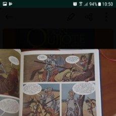 Libros de segunda mano: CÓMICS DON QUIJOTE DE LA MANCHA. 10 TOMOS. MIOSANGELIN. Lote 156964250