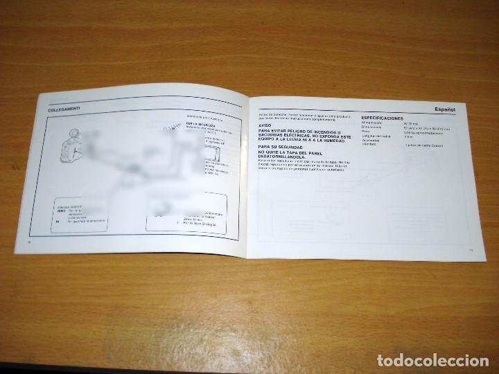 Libros de segunda mano: RF CONVERTER SBC 5411/20 . MANUAL DE INSTRUCCIONES - Foto 2 - 157004458