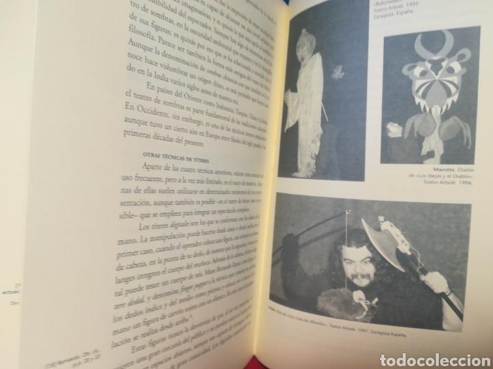 Libros de segunda mano: Títeres: historia, teoría y tradición - Freddy Artiles - Librititeros Arbolé, 1998 - Foto 7 - 157008548