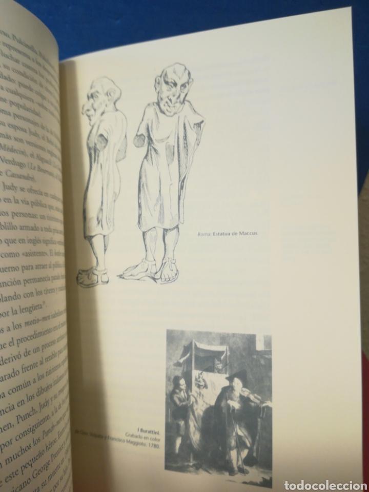 Libros de segunda mano: Títeres: historia, teoría y tradición - Freddy Artiles - Librititeros Arbolé, 1998 - Foto 8 - 157008548