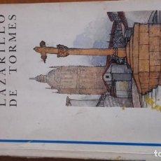 Libros de segunda mano: UN LAZARILLO DE TORMES EDITORIAL ANAYA ANONIMO. Lote 157009190