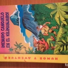 Libros de segunda mano: GERONIMO STILTON CANGURO EN EL KILIMANJARO . Lote 157009318
