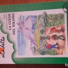 Libros de segunda mano: LA CUEVA DEL TOLOÑO NÚMERO 63 AUTOR PABLO ZAPATA LERGA. Lote 157010742