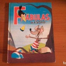 Libros de segunda mano: FÁBULAS DE ESOPO ED. SUSAETA. Lote 157013034