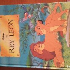 Libros de segunda mano: EL REY LEÓN DISNEY EVEREST. Lote 157014426
