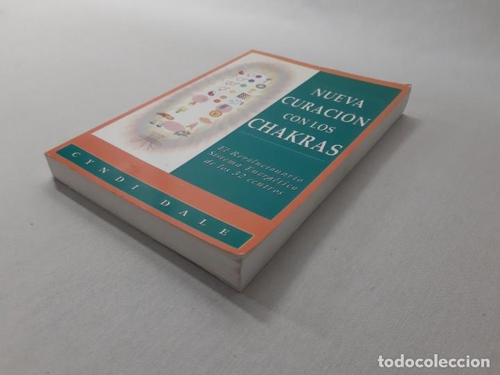 Libros de segunda mano: Nueva curación con los chakras el revolucionario sistema energético de los 32 centros por Cyndi Dale - Foto 3 - 157047588