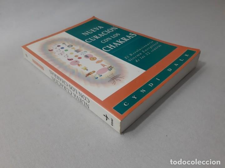 Libros de segunda mano: Nueva curación con los chakras el revolucionario sistema energético de los 32 centros por Cyndi Dale - Foto 2 - 157047588