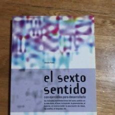 Libros de segunda mano: EL SEXTO SENTIDO URSULA FORTIZ. Lote 157131257