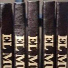 Libros de segunda mano: EL MUNDO GRAN ATLAS DE HISTORIA. Lote 157206122