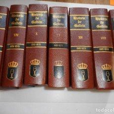 Libros de segunda mano: BENITO VICETTO HISTORIA DE GALICIA (7 TOMOS) Y93209. Lote 157224054